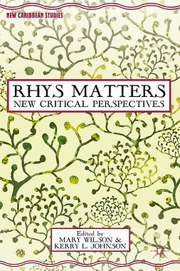 Johnson, Kerry L. - Rhys Matters, ebook