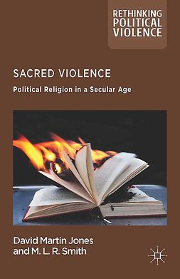 Jones, David Martin - Sacred Violence, ebook