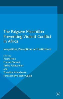 Fukuda-Parr, Sakiko - Preventing Violent Conflict in Africa, ebook