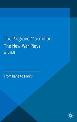 Boll, Julia - The New War Plays, e-kirja