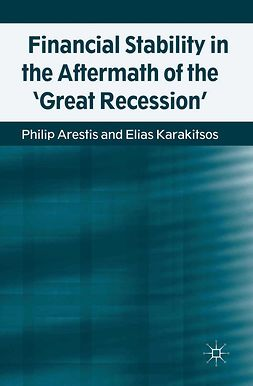 Arestis, Philip - Financial Stability in the Aftermath of the 'Great Recession', e-kirja