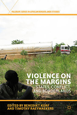 Korf, Benedikt - Violence on the Margins, ebook