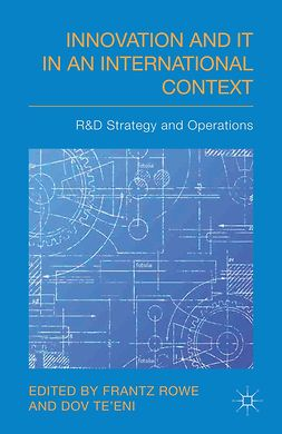 Rowe, Frantz - Innovation and IT in an International Context, ebook