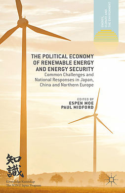 Midford, Paul - The Political Economy of Renewable Energy and Energy Security, e-bok