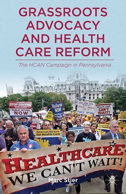Stier, Marc - Grassroots Advocacy and Health Care Reform, ebook
