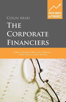 Read, Colin - The Corporate Financiers, ebook