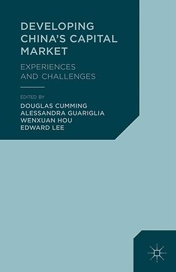 Cumming, Douglas - Developing China's Capital Market, ebook