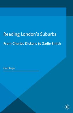 Pope, Ged - Reading London's Suburbs, ebook