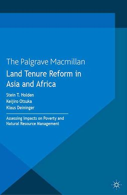 Deininger, Klaus - Land Tenure Reform in Asia and Africa, ebook