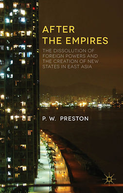 Preston, P. W. - After the Empires, ebook