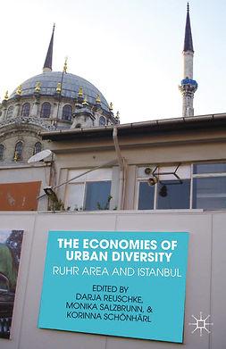 Reuschke, Darja - The Economies of Urban Diversity, ebook