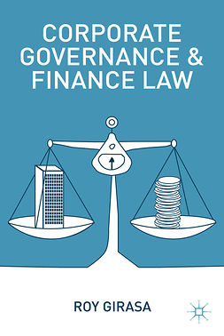 Girasa, Roy - Corporate Governance and Finance Law, ebook