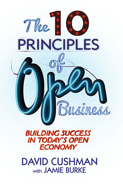 Burke, Jamie - The 10 Principles of Open Business, ebook