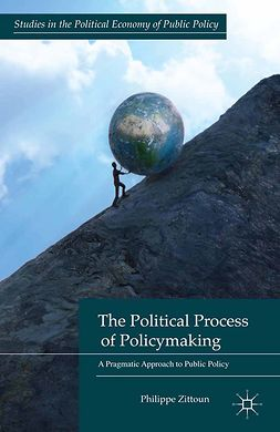 Zittoun, Philippe - The Political Process of Policymaking, ebook