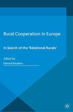 Kasabov, Edward - Rural Cooperation in Europe, e-bok