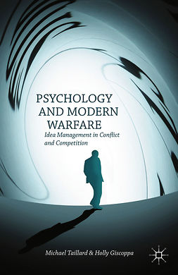 Giscoppa, Holly - Psychology and Modern Warfare, ebook