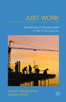 Michelson, Grant - Just Work, e-kirja