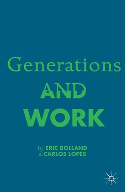 Bolland, Eric - Generations and Work, ebook