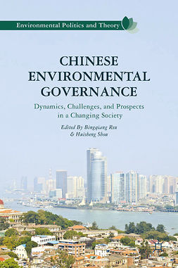 Ren, Bingqiang - Chinese Environmental Governance, ebook