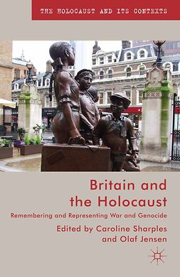 Jensen, Olaf - Britain and the Holocaust, ebook