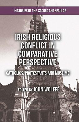 Wolffe, John - Irish Religious Conflict in Comparative Perspective, e-kirja