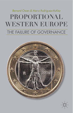 Owen, Bernard - Proportional Western Europe, ebook