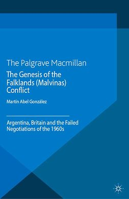 Ashton, Nigel - The Genesis of the Falklands (Malvinas) Conflict, ebook