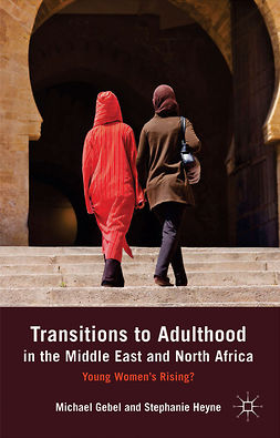 Gebel, Michael - Transitions to Adulthood in the Middle East and North Africa, ebook