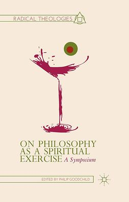 Goodchild, Philip - On Philosophy as a Spiritual Exercise, ebook
