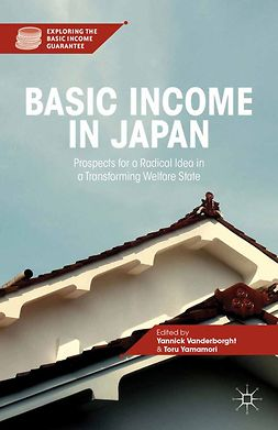 Vanderborght, Yannick - Basic Income in Japan, ebook