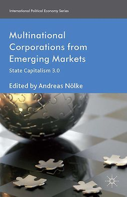 Nölke, Andreas - Multinational Corporations from Emerging Markets, e-bok