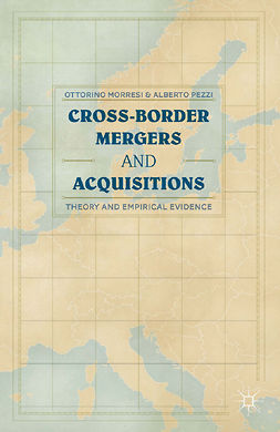 Morresi, Ottorino - Cross-border Mergers and Acquisitions, ebook