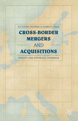 Morresi, Ottorino - Cross-border Mergers and Acquisitions, e-kirja
