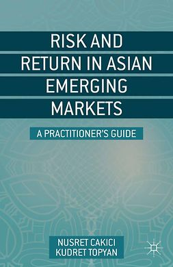 Cakici, Nusret - Risk and Return in Asian Emerging Markets, ebook