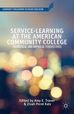 Katz, Zivah Perel - Service-Learning at the American Community College, ebook