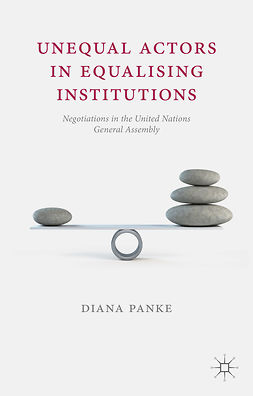 Panke, Diana - Unequal Actors in Equalising Institutions, ebook