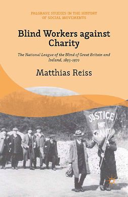 Reiss, Matthias - Blind Workers against Charity, ebook