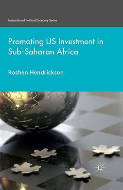 Hendrickson, Roshen - Promoting US Investment in Sub-Saharan Africa, e-kirja