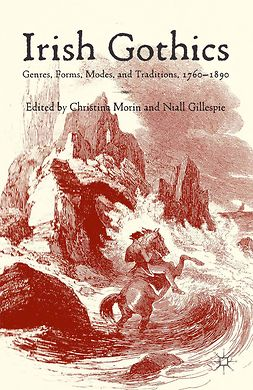 Gillespie, Niall - Irish Gothics, ebook