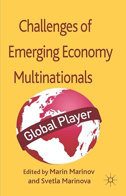 Marinov, Marin Alexandrov - Successes and Challenges of Emerging Economy Multinationals, e-bok