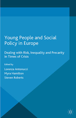 Antonucci, Lorenza - Young People and Social Policy in Europe, ebook