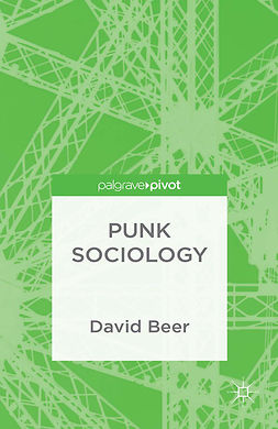 Beer, David - Punk Sociology, e-bok