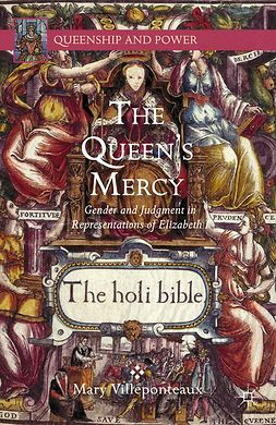 Villeponteaux, Mary - The Queen's Mercy, ebook