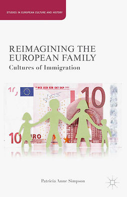Simpson, Patricia Anne - Reimagining the European Family, ebook