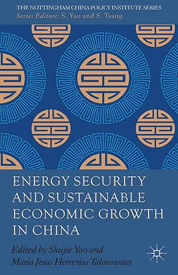 Herrerias, Maria Jesus - Energy Security and Sustainable Economic Growth in China, ebook