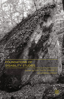 Arndt, Katrina - Foundations of Disability Studies, ebook