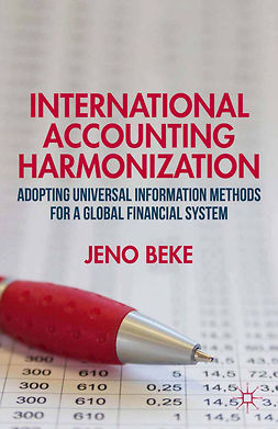 Beke, Jeno - International Accounting Harmonization, e-kirja