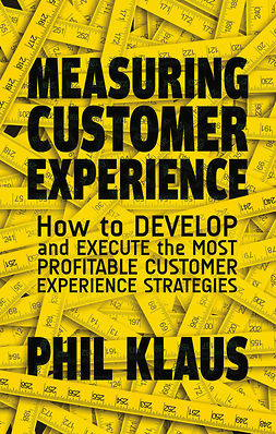 Klaus, Philipp - Measuring Customer Experience, ebook