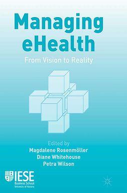 Rosenmöller, Magdalene - Managing eHealth, ebook