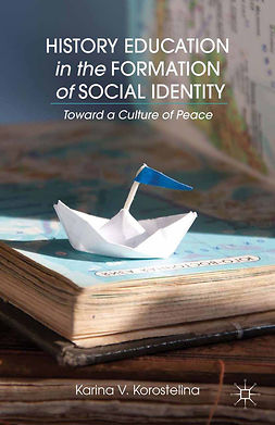 Korostelina, Karina V. - History Education in the Formation of Social Identity, e-bok